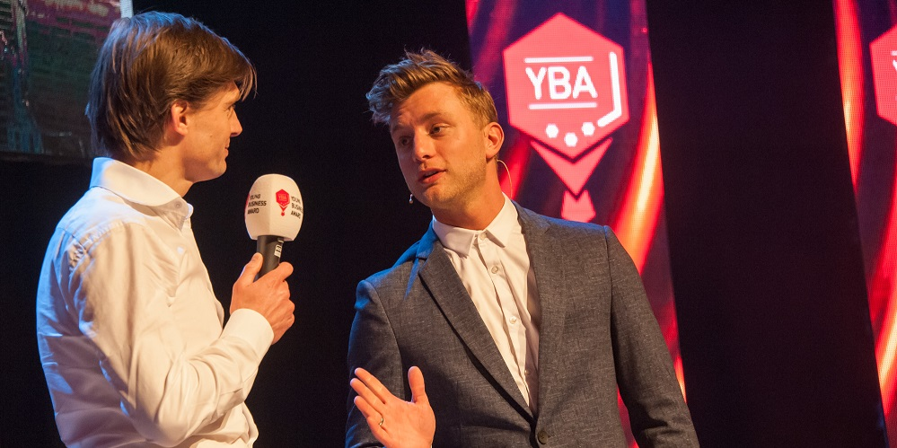 Lees terug: Halve-finale Young Business Award